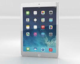 Apple iPad Air Silver WiFi 3D model