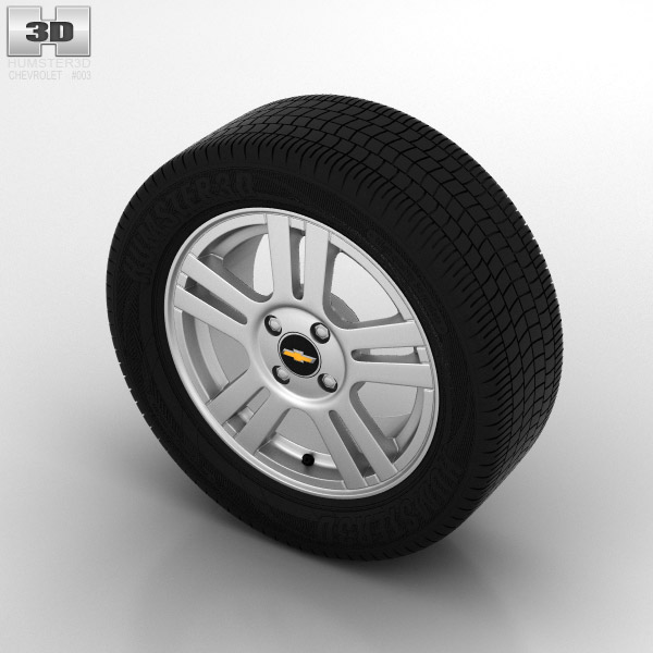 Chevrolet Aveo Inch Rim Lq