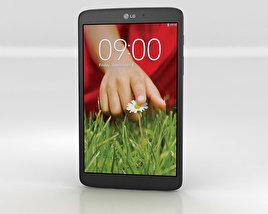 LG G Pad 8.3 inch Black 3D model