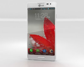 LG Optimus F7 White 3D model