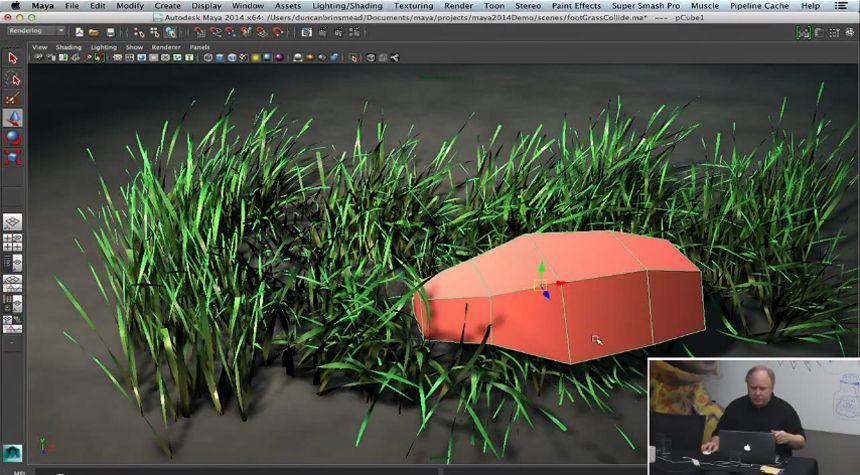 Autodesk Maya 2014 Extension