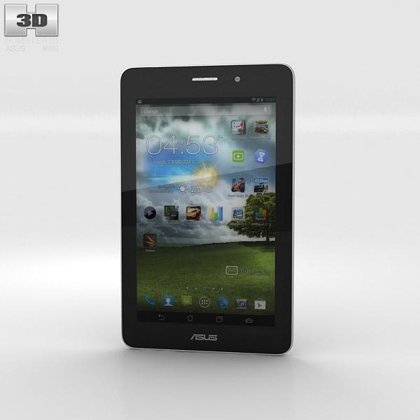 Asus Fonepad 3d model