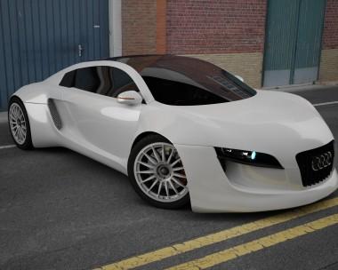 Audi RSQR concept