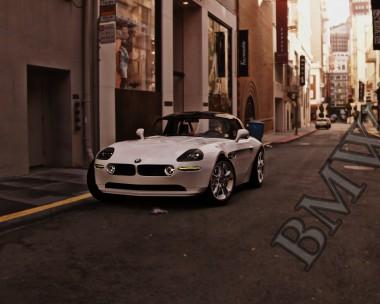 BMW Z8 roadster e52 1999