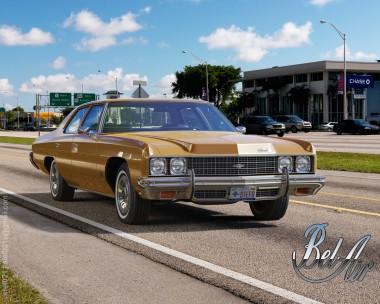 Chevrolet Bel Air `73