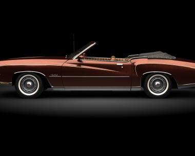 1973 Chevrolet Monte Carlo Cabriolet