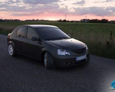 Dacia logan tunning