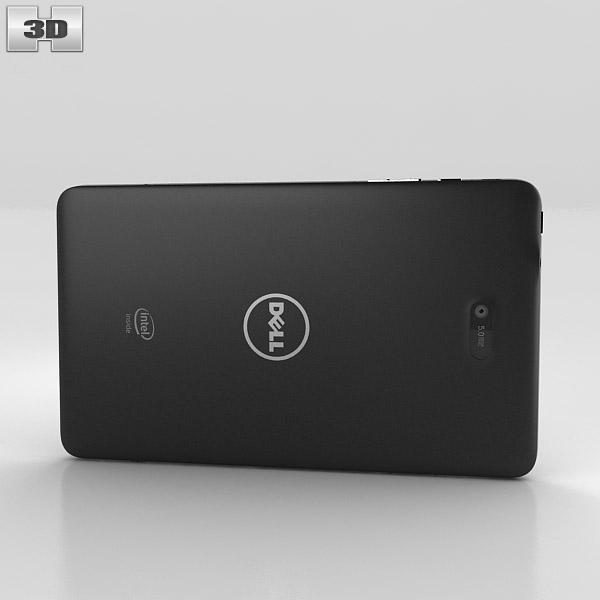 Dell Venue 8 Pro 3d model