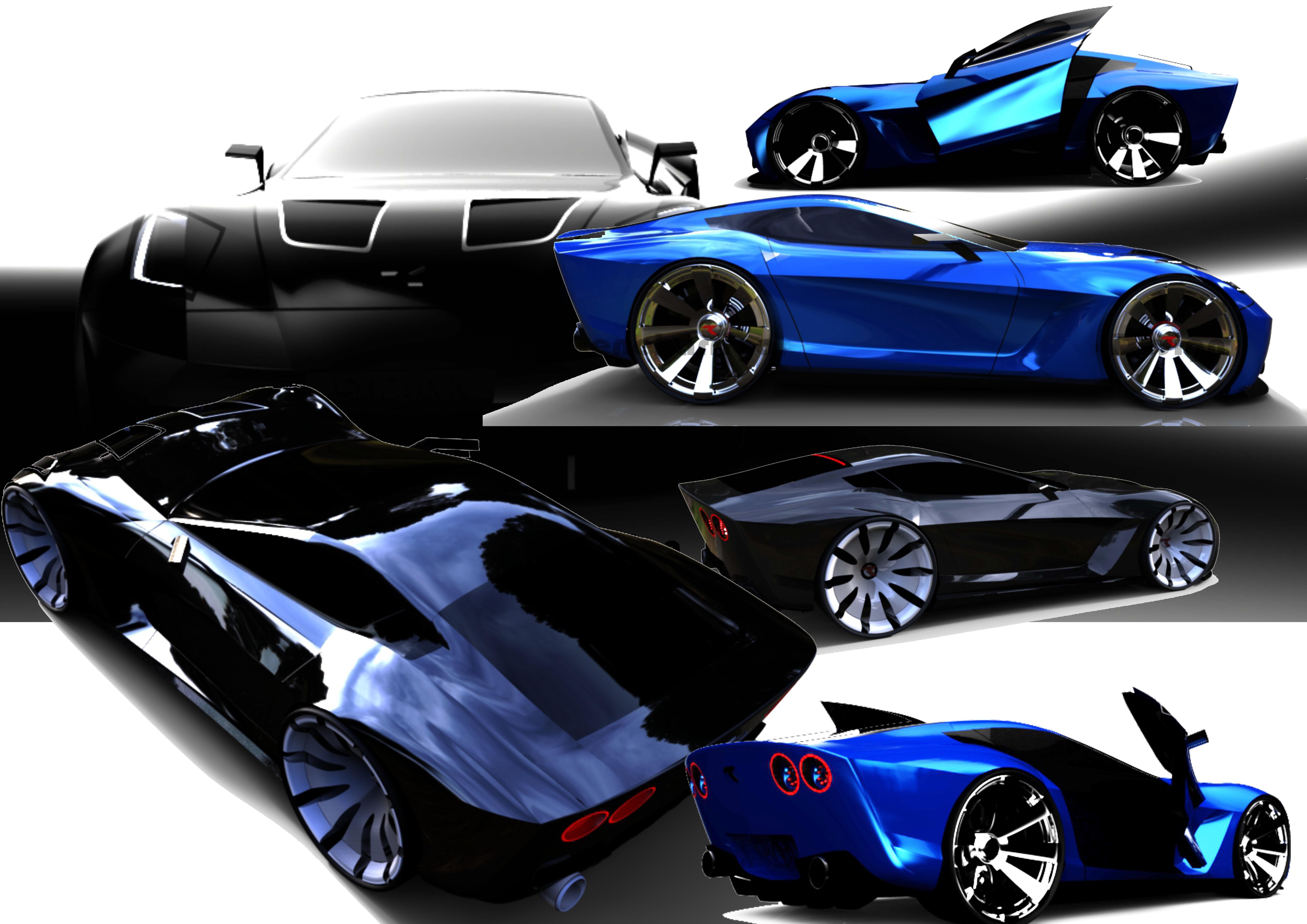Concept car GTS 860