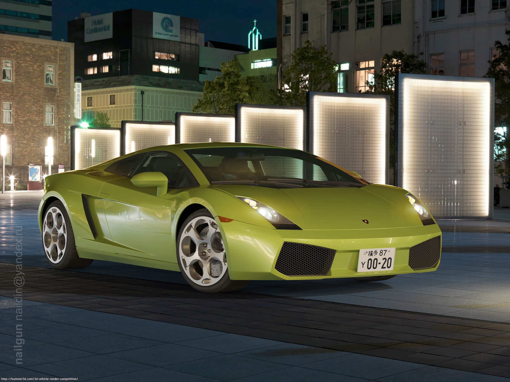 Lamborghini Gallardo, Italy