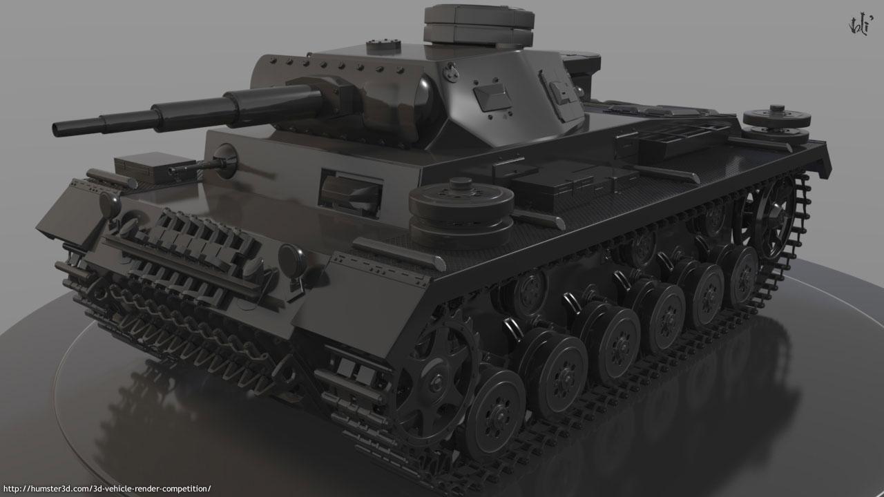 Panzer IV Custom
