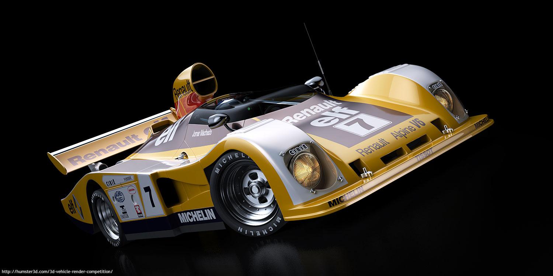 Renault Alpine A441