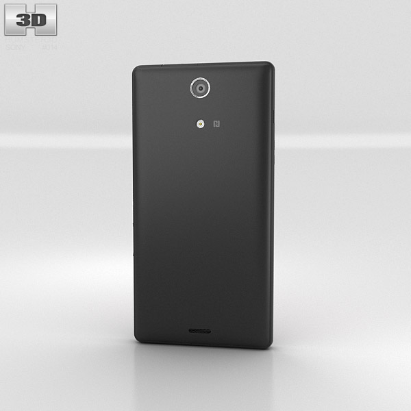 Sony Xperia ZR 3d model