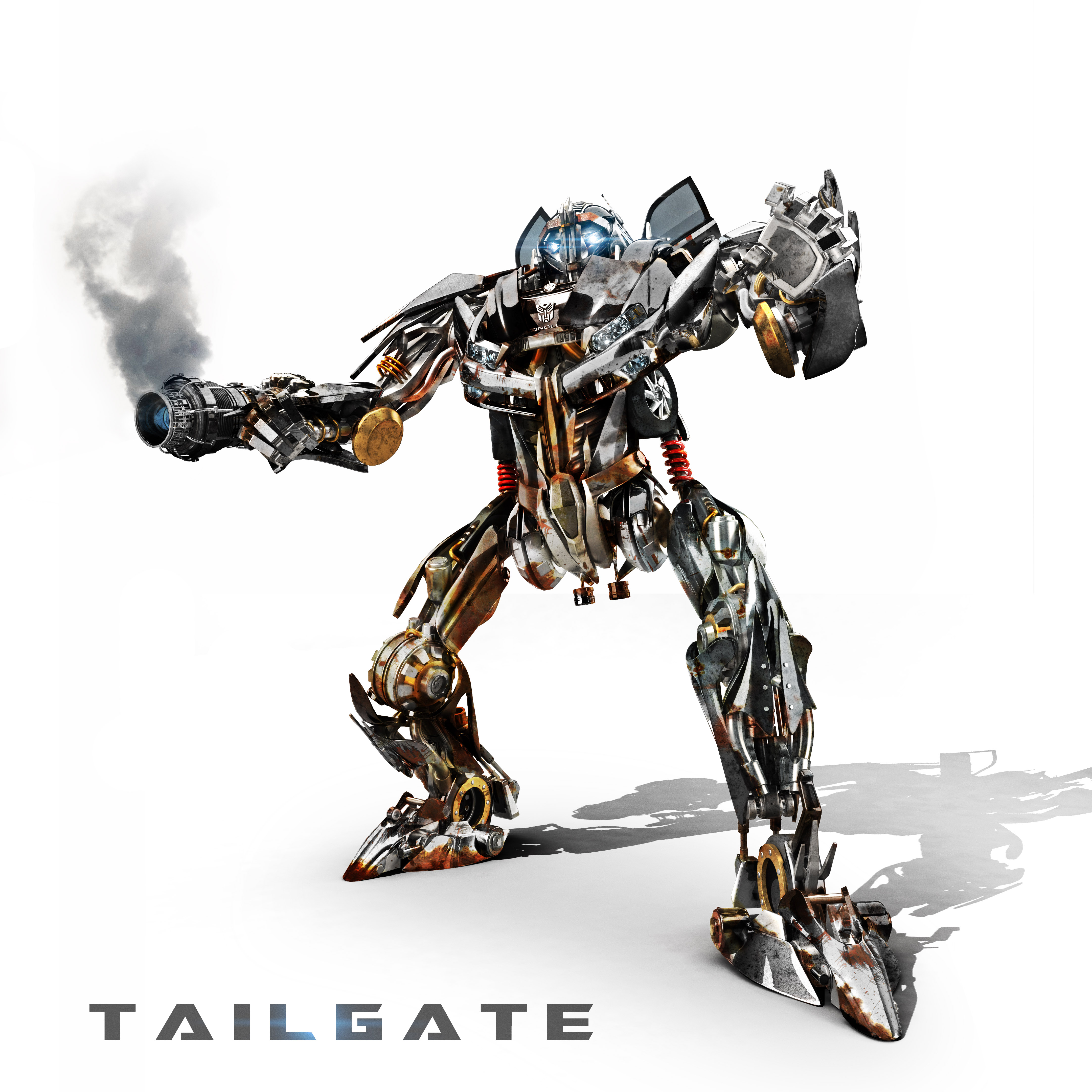 Transformer: Tailgate