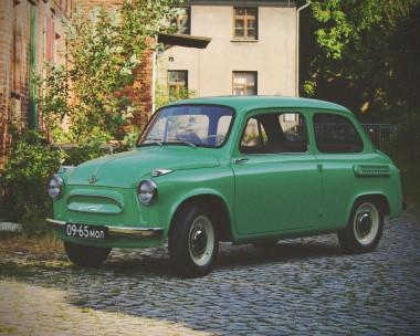 """ZAZ-965 """"Zaporogec"""" 1960"""