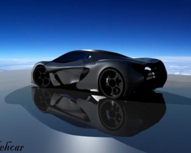 Design of a car