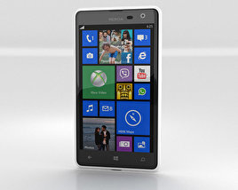 Nokia Lumia 625 3D model