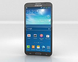 Samsung Galaxy Round 3D model