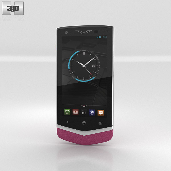 Vertu Constellation 2013 Raspberry 3d model