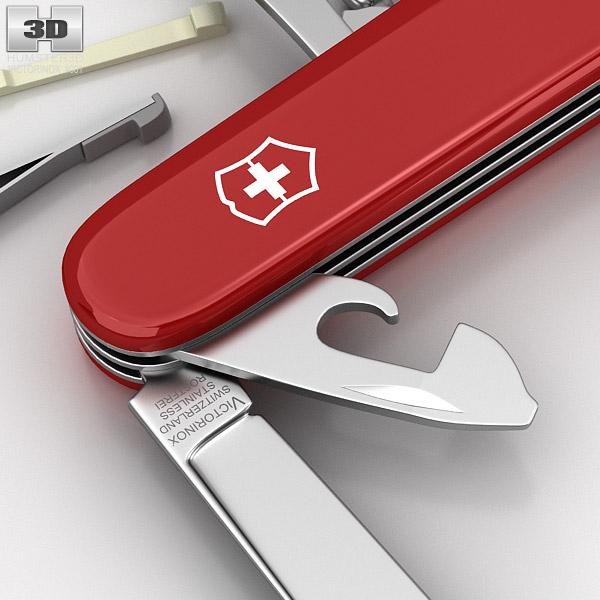 Victorinox Swiss Army Knife Spartan 3D model