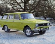 AZLK-2137 Moskvich