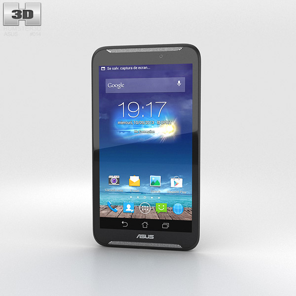 Asus Fonepad Note 6 3d model