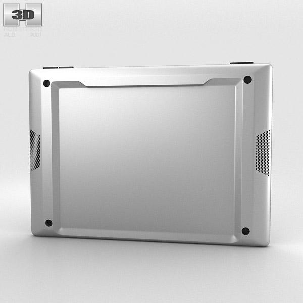 Audi Smart Display 3d model