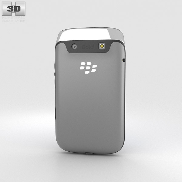 BlackBerry Bold 9790 3d model