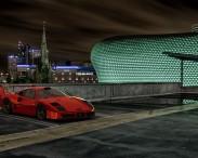 Ferrari F40 model