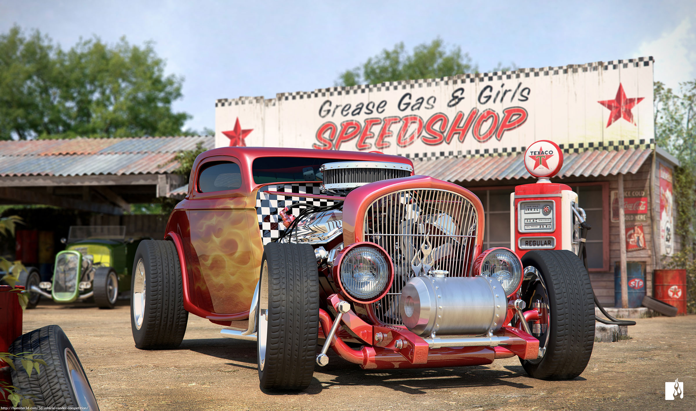 Hotrod Speedshop
