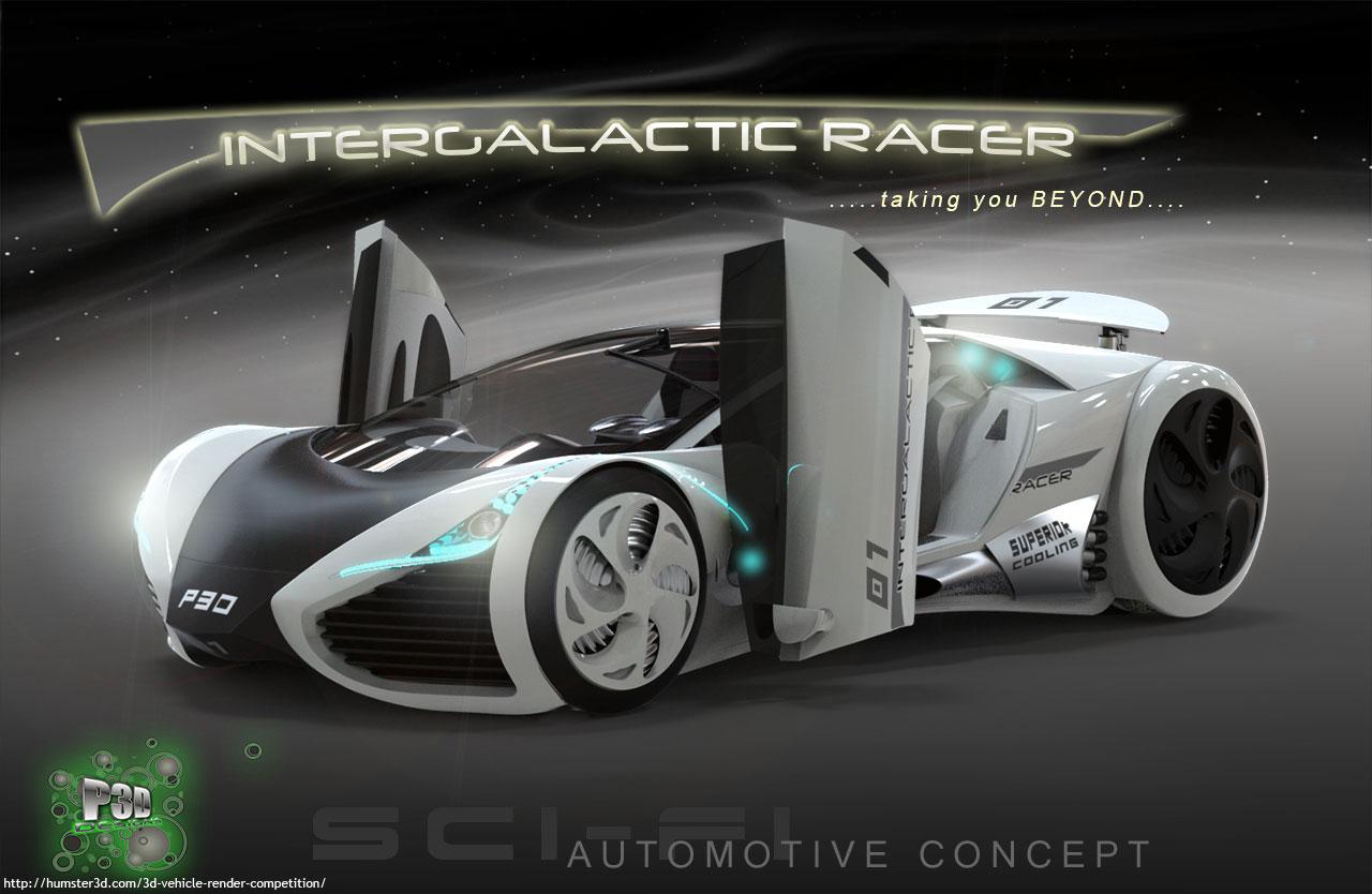 Intergalactic Racer (Concept)