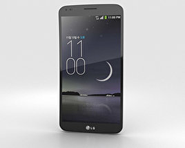 LG G Flex 3D model