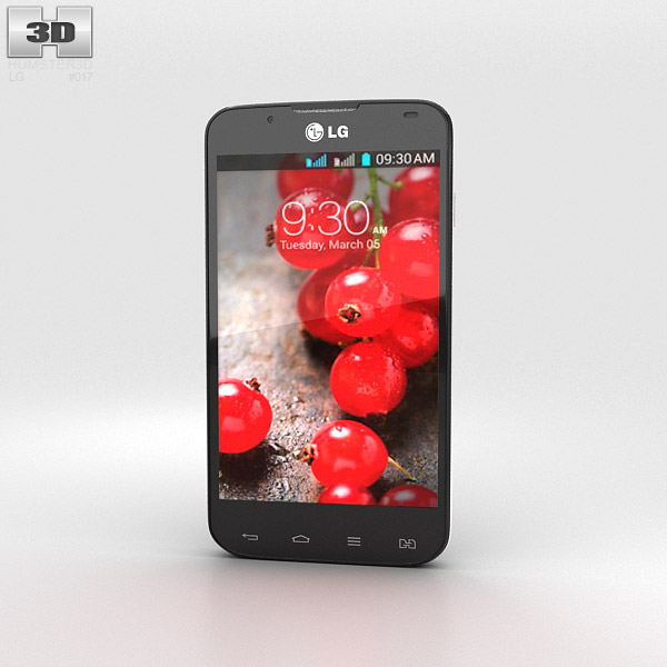 LG Optimus L7 II Dual P715 3d model