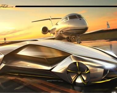 Lamborghini Tienta Concept
