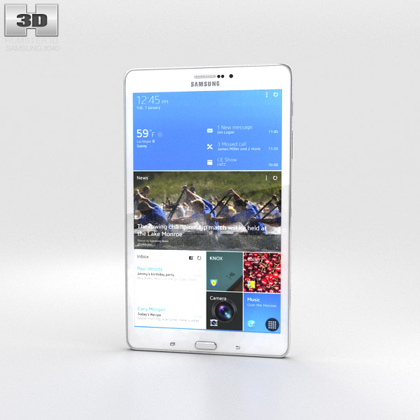 Samsung Galaxy TabPRO 8.4 3d model
