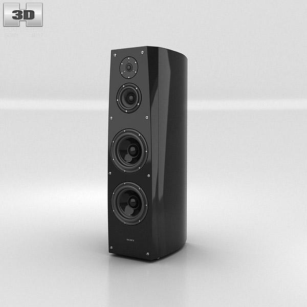Sony SS-AR1 Speaker 3d model