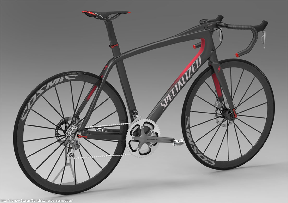 Specialized road bike concept