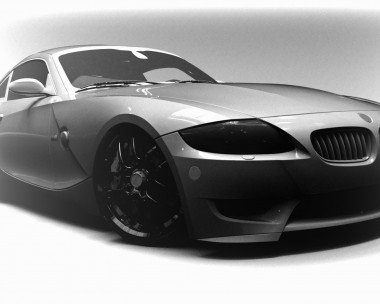 Z4 custom coupe