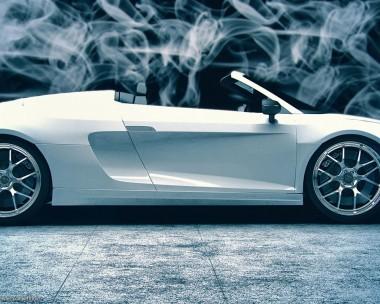 Render of Audi R8