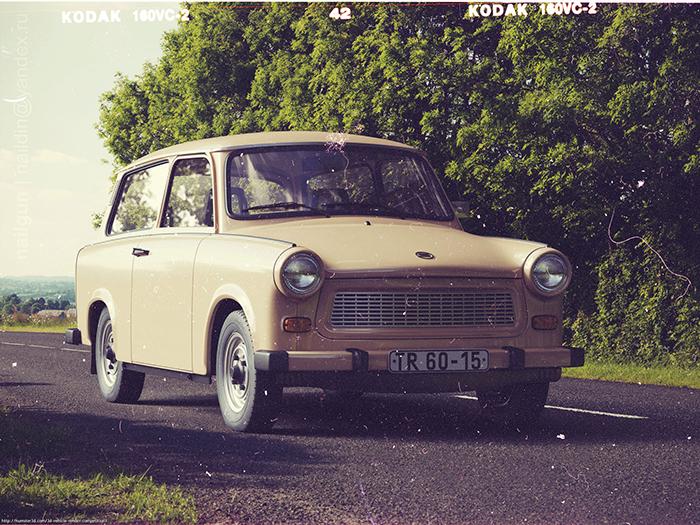 IFA Trabant 1981