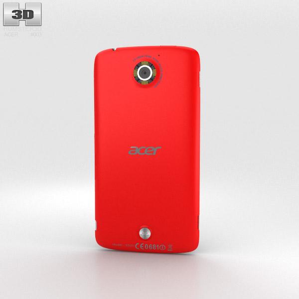 Acer Liquid S2 Red 3d model