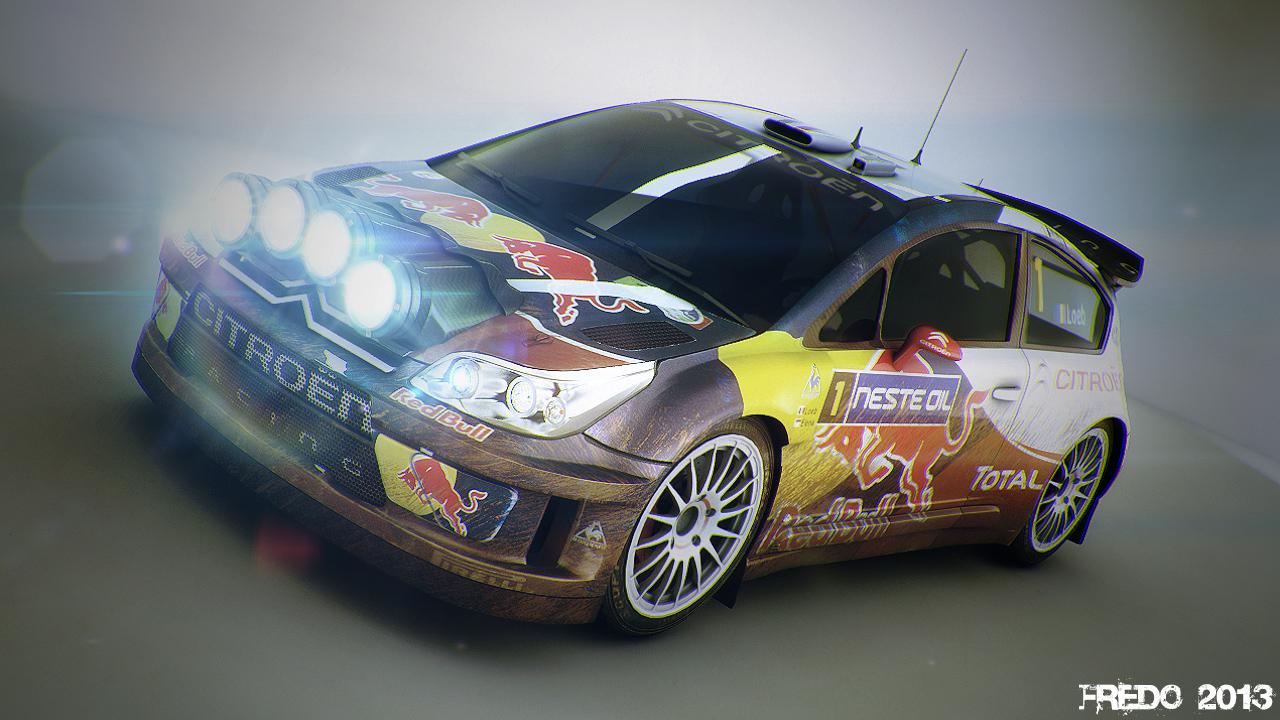C4-WRC by Fredo