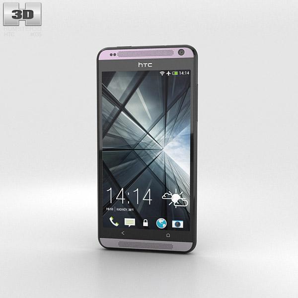 HTC Desire 700 3d model