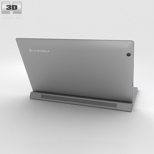 Lenovo Miix 2 (10 inch) Tablet 3d model