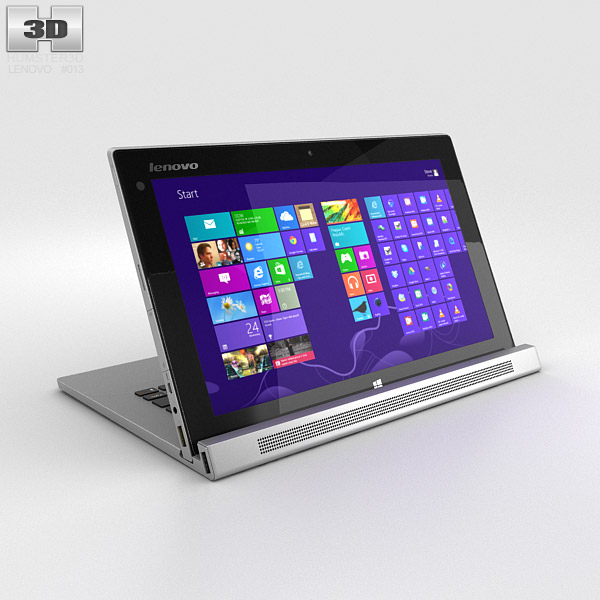 Lenovo miix 2 11 inch tablet 3d model hum3d for 11 inch table