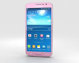 Samsung Galaxy Grand 2 Pink 3D model