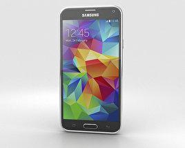 Samsung Galaxy S5 Black 3D model