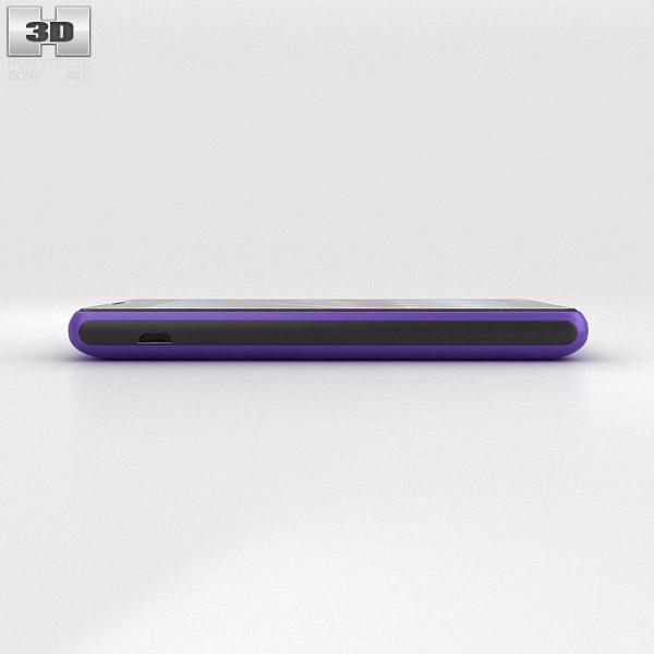 Xperia e1 purple