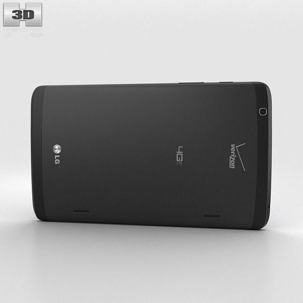 LG G Pad 8.3 inch LTE Black 3d model
