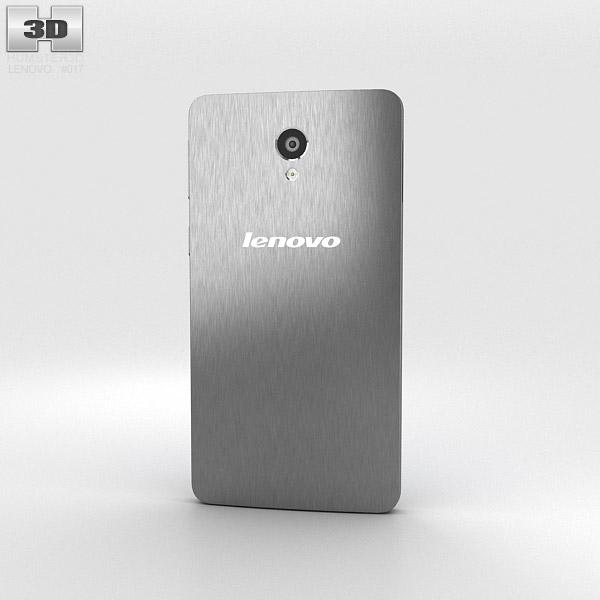Lenovo S860 Black 3d model